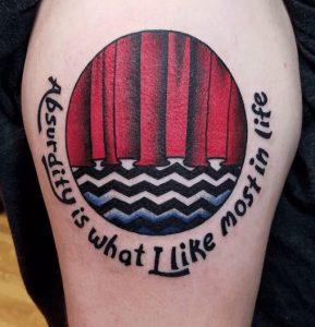Rochester New York Tattoo Artist 1