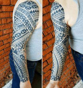 Rochester New York Tattoo Artist 2