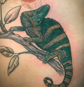 Rochester New York Tattoo Artist 17