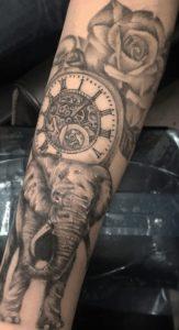 Rochester New York Tattoo Artist 3