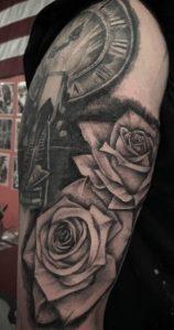 Rochester New York Tattoo Artist 4