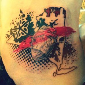 Rochester Tattoo Artist Billy Irish 1