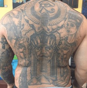 Rochester New York Tattoo Artist 30