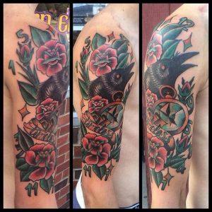 Rochester Tattoo Artist Dan Ross 3