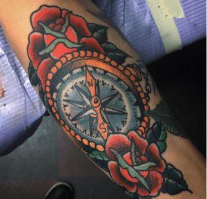 Rochester Tattoo Artist Joseph DiProjetto 1