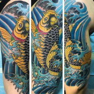 Rochester Tattoo Artist Joseph DiProjetto 2