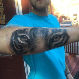 Rochester Tattoo Artist Mike Bellanca 1