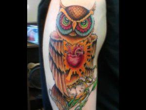 Rochester Tattoo Artist Steve 1