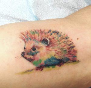 Rochester Tattoo Artist Sue Gertner 2