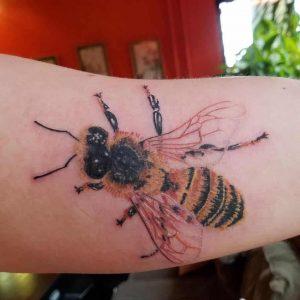 Rochester Tattoo Artist Voodoo 2
