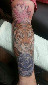 Rochester New York Tattoo Artist 32