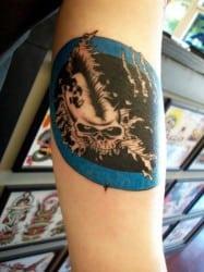 Sacramento Tattoo Artist Liz Miller 3
