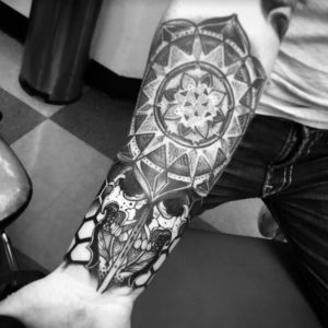 Sacramento California Tattoo Artist 5