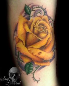 Sacramento California Tattoo Artist 28