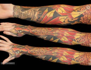 Sacred Arts Tattoo Albuquerque 3