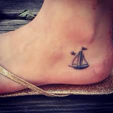 Sailboat Tattoo Meaning 16