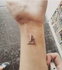 Sailboat Tattoo Meaning 18