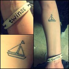 Sailboat Tattoo Meaning 29