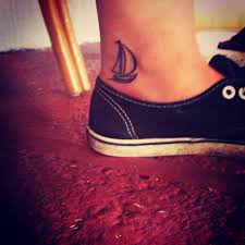 Sailboat Tattoo Meaning 35