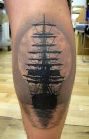 Sailboat Tattoo Meaning 37