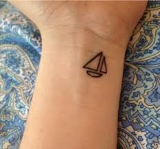 Sailboat Tattoo Meaning 4