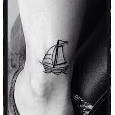 Sailboat Tattoo Meaning 47