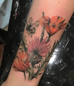 Salt Lake City Tattoo Artist 22