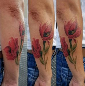 Salt Lake City Tattoo Artist Brad 3