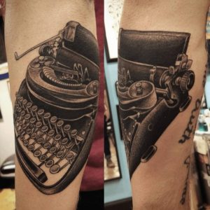 Salt Lake City Tattoo Artist Craig Secrist 4