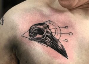 Salt Lake City Tattoo Artist 12