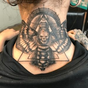 Salt Lake City Tattoo Artist Steve Tippetts 4