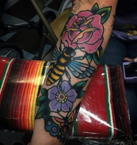 San Antonio Tattoo Artist Alex 1