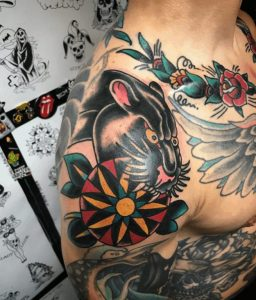 American Traditional Tattoo Artist 25