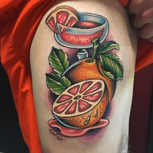New School Tattoo Artist 13