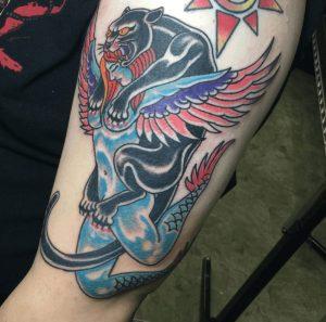 San Antonio Tattoo Artist 10