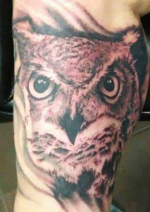 San Antonio Tattoo Artist Juan 1