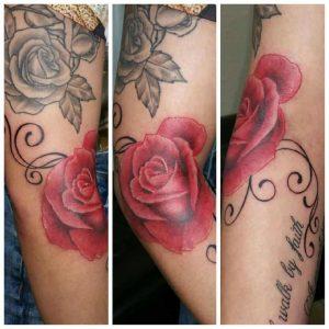 San Antonio Tattoo Artist Juan 3