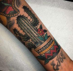 San Antonio Tattoo Artist 5