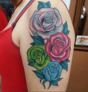 San Antonio Tattoo Artist 17