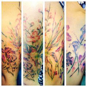 San Antonio Tattoo Artist Nina 4