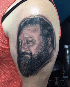 Portrait Tattoo Artist 15