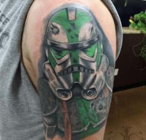 San Antonio Tattoo Artist 26