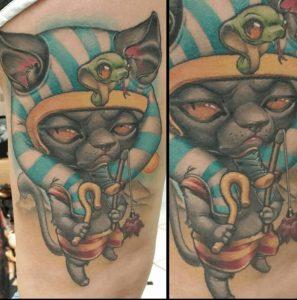 New School Tattoo Artist 23