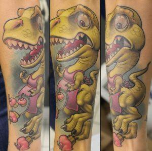 New School Tattoo Artist 24