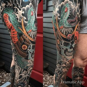 San Diego California Tattoo Artist 32