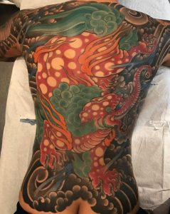 San Diego California Tattoo Artist 31