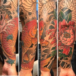San Diego California Tattoo Artist 4