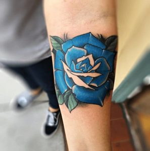 San Diego California Tattoo Artist 1