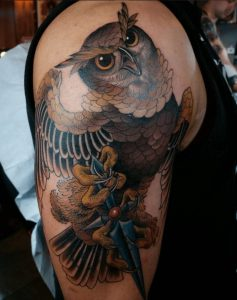 San Diego California Tattoo Artist 36