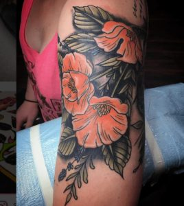 San Diego California Tattoo Artist 48